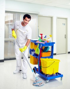 Office Cleaner Janitorial Services Vancouver, WA