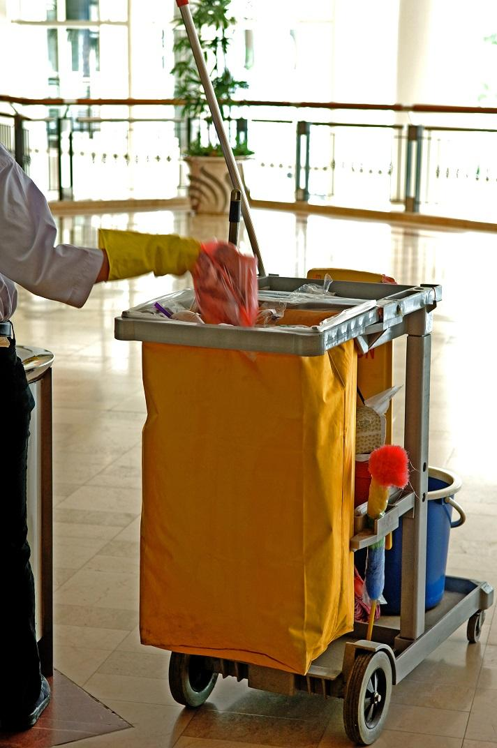 Commercial Janitorial Services Portland