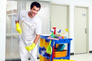 Commercial Cleaning Portland